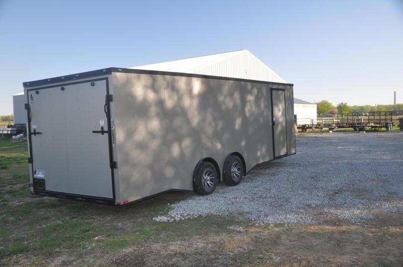 2020 Spartan 8.5X24TTA Car / Racing Trailer