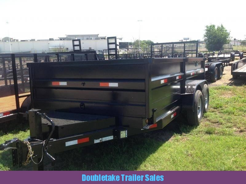 2019 Salvation Trailers S7X14TAD Dump Trailer
