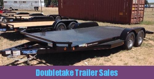 2018 Top Hat Trailers 18X83ASCH Open Car Hauler