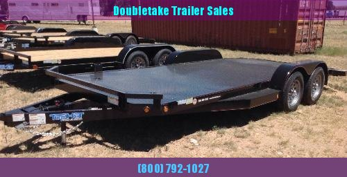 2019 Top Hat Trailers 18X83ASCH Open Car Hauler