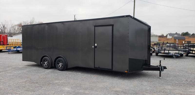 2019 Spartan 8.5X24TTA Car / Racing Trailer