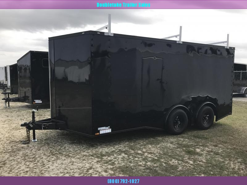2020 Spartan 8.5X16TA Enclosed Cargo Trailer