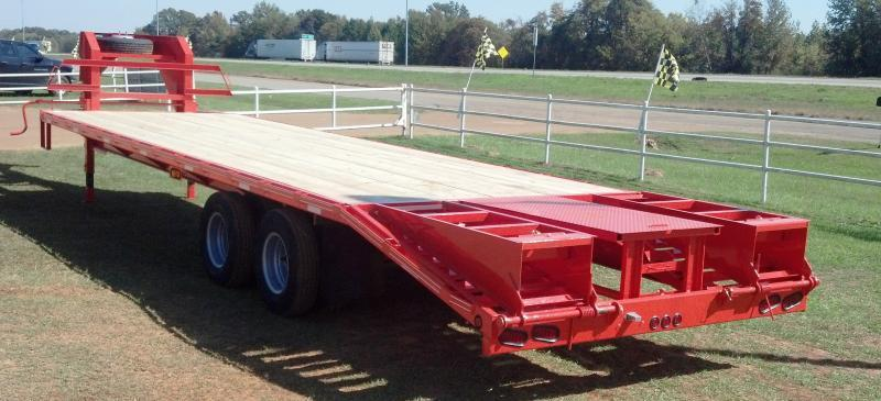 2019 Tiger T102X30GN Equipment Trailer