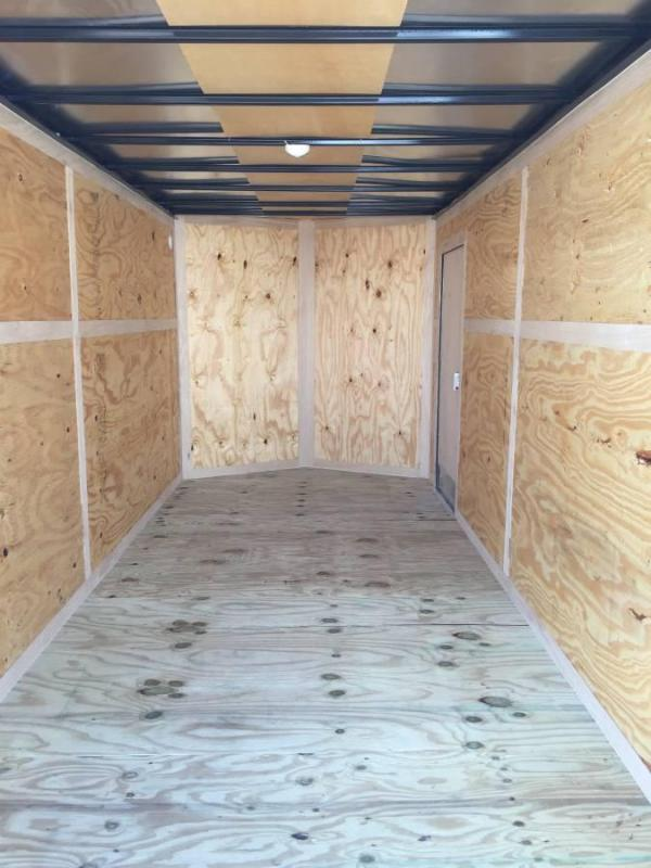2019 Salvation Trailers S7X16TA Enclosed Cargo Trailer