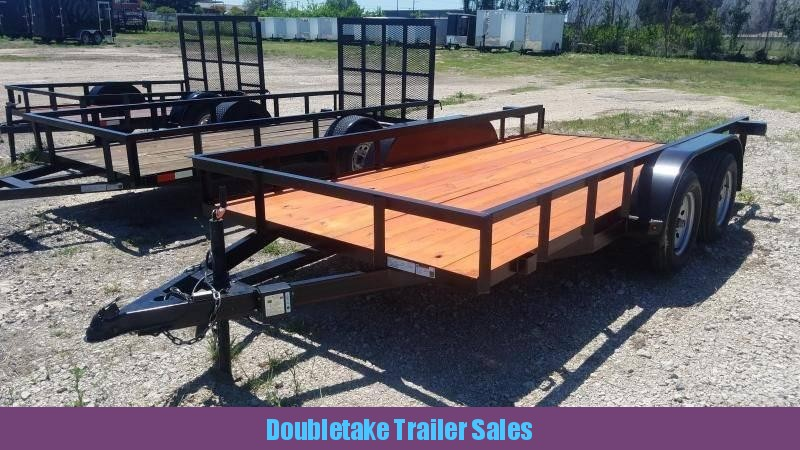 2019 Salvation Trailers 77X14TAU Utility Trailer