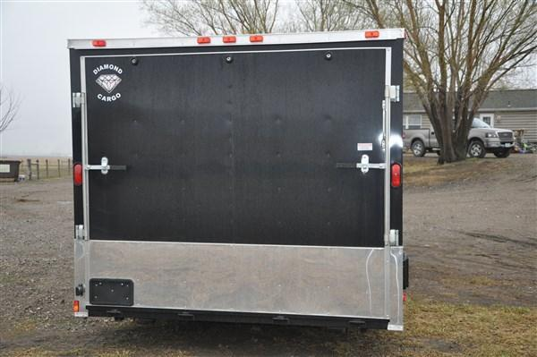 8.5 X 22 Snowmobile Trailer