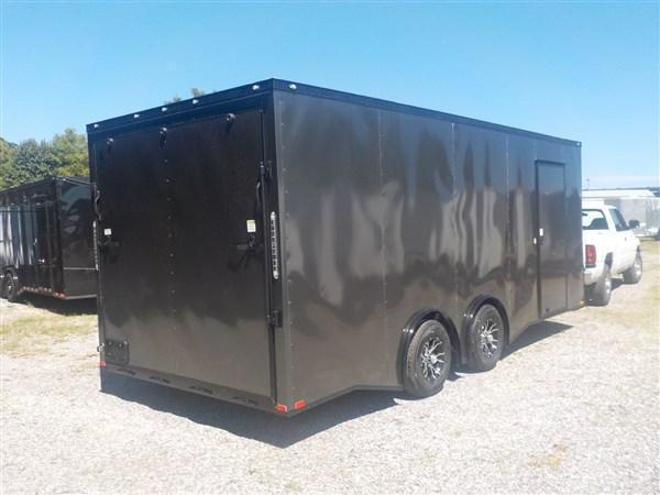 2019 Spartan 8.5X20TTA Car / Racing Trailer