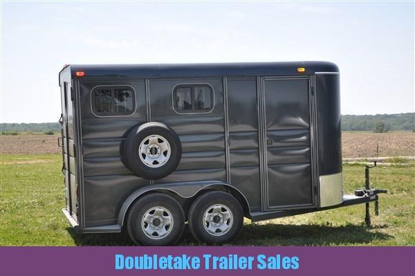 2018 Calico combo horse/stock trailer extra tall