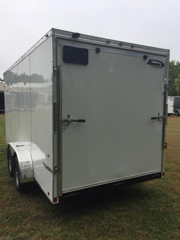 2019 Formula Trailers FSCBC7.0X14TE2FF Enclosed Cargo Trailer