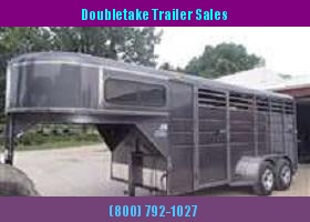 Calico 6 x 7 x 16 3H GN Slant Load Horse Trailer