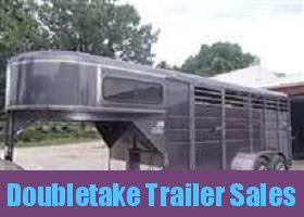 Calico 6 x 7 x 16 3H GN Slant Load Horse Trailer