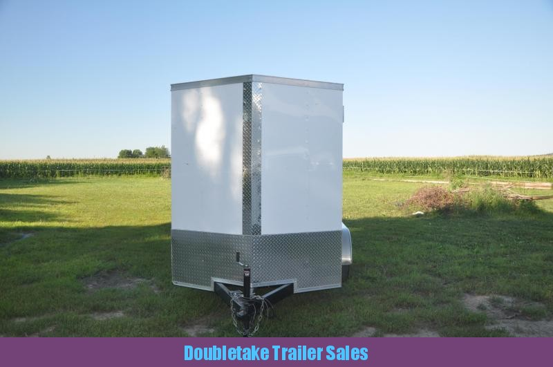 2019 Salvation Trailers 6X12TA Enclosed Cargo Trailer