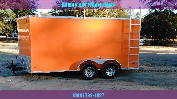 7 x 16 Contractor Trailer in Ashburn, VA