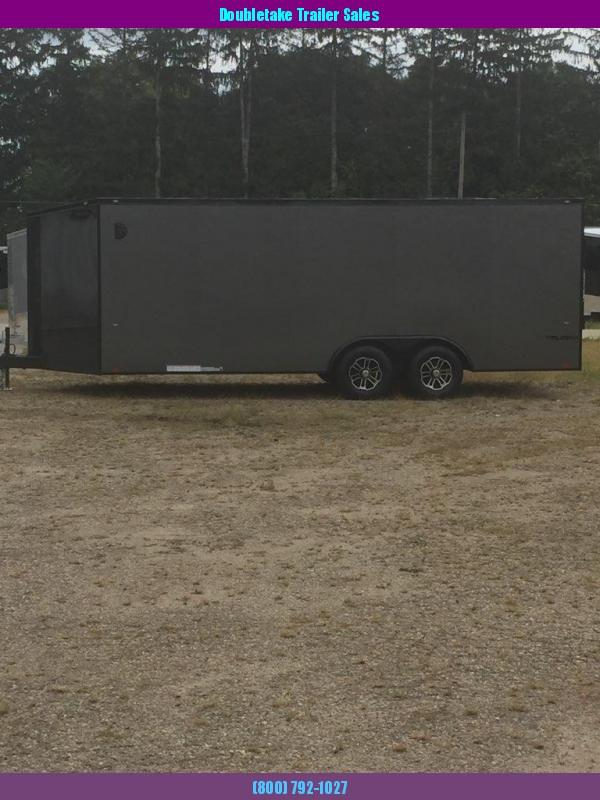 2019 Formula Trailers FSCBC8.5X20TE3FF Car / Racing Trailer