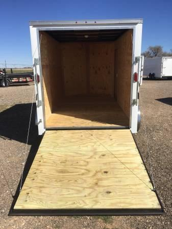 2019 Salvation Trailers S6X12TA Enclosed Cargo Trailer