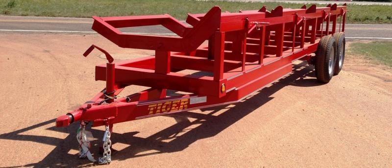 2019 Tiger t4bhb Flatbed Trailer