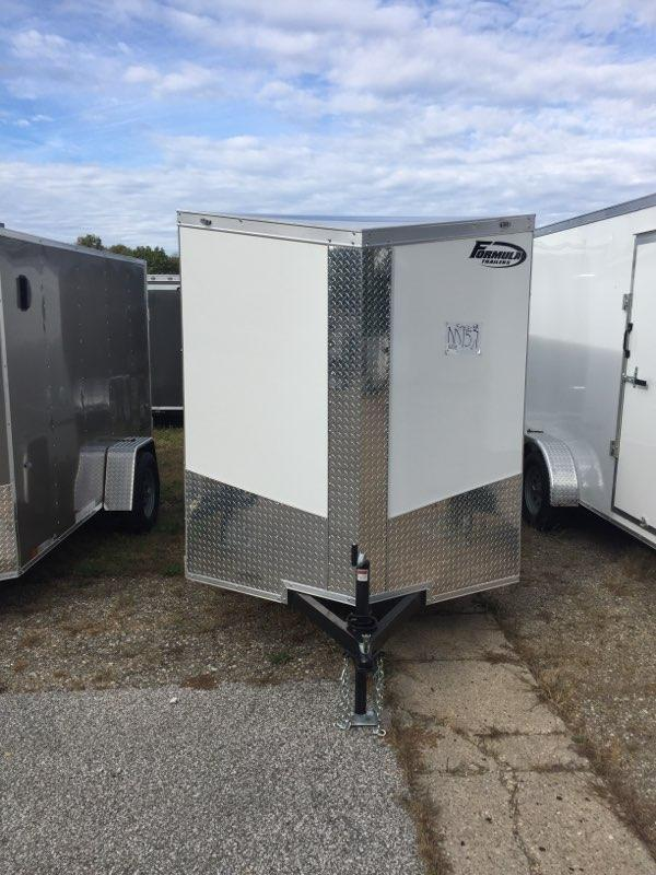 2019 Formula Trailers FT6X12 SA Enclosed Cargo Trailer