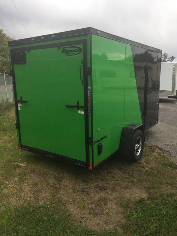 2019 Formula Trailers FSCBC6.0X12SI2FF Enclosed Cargo Trailer
