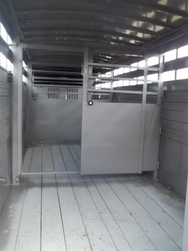 2019 Titan Trailers Titan Standard Livestock Livestock Trailer