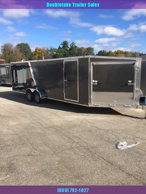 2019 Formula Trailers FASQA7.0X29TE2FF Snowmobile Trailer in Ashburn, VA