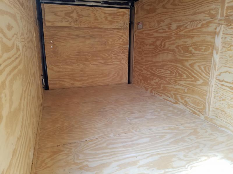 2019 Spartan 7X14TA Enclosed Cargo Trailer