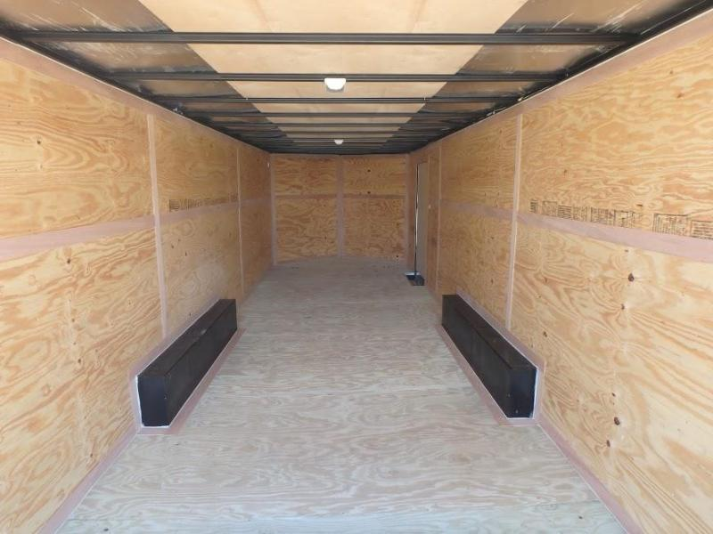 2019 Salvation Trailers S8.5X16TA Enclosed Cargo Trailer