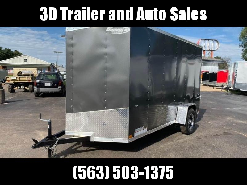 3D Auto Sales >> 2020 Formula 6 X 12 X 6 6 Conquest Extra Tall Enclosed