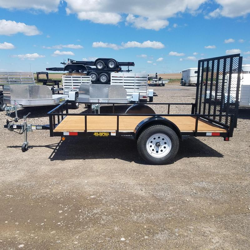 2018 Big Bubba 5x8 Utility Trailer in Ashburn, VA