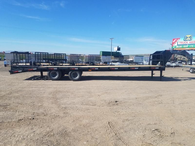 2019 Custom Built Gooseneck 30' Equipment Trailer in Ashburn, VA