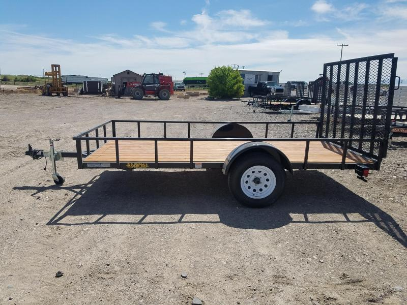 2019 Big Bubba 6' X 12' Utility Trailer in Ashburn, VA