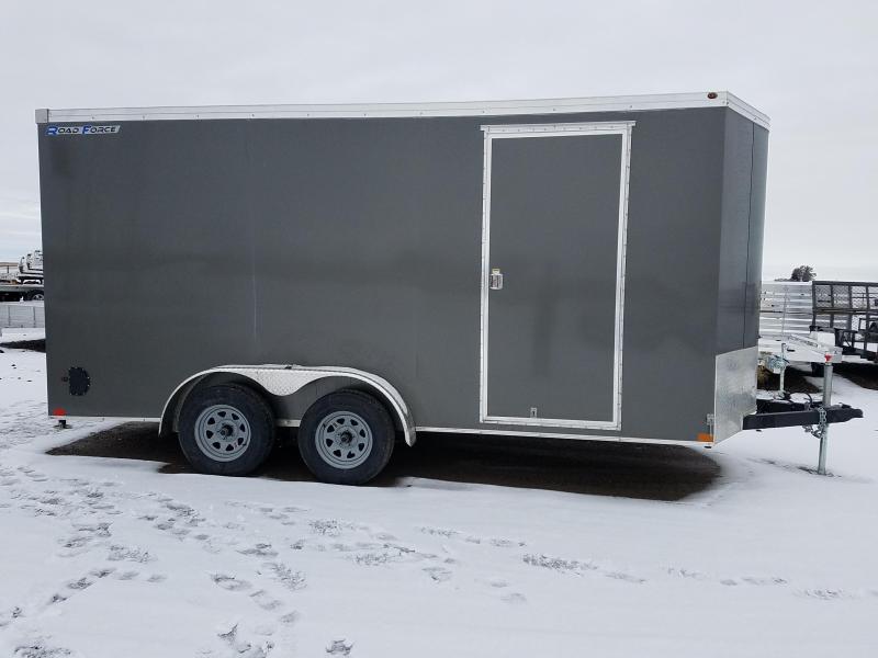 2019 Wells Cargo RFV7X162 Enclosed Cargo Trailer