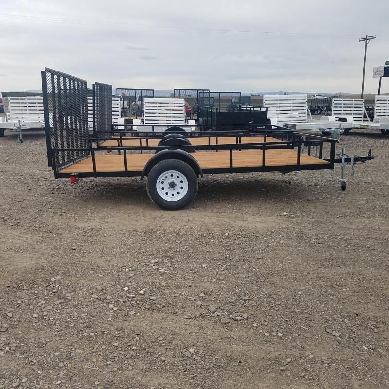 2018 Big Bubba 7x12 Utility Trailer in Ashburn, VA