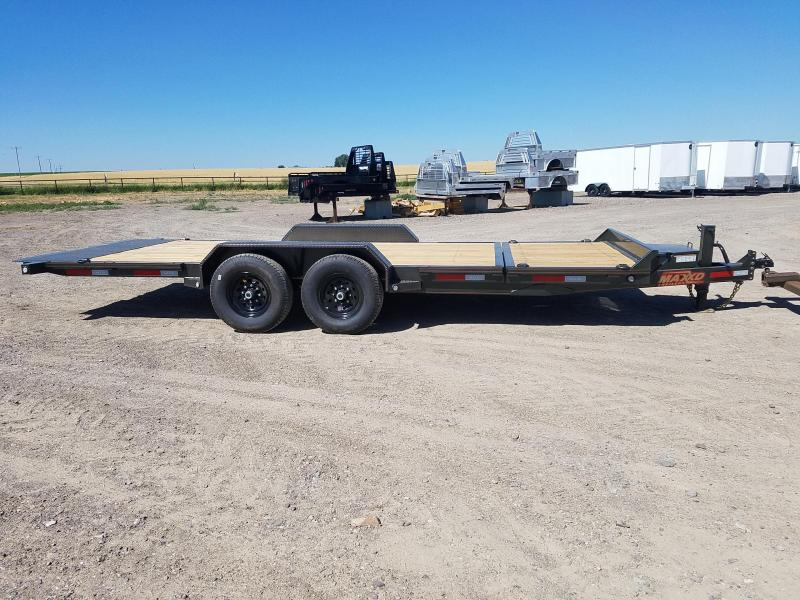 2019 Maxxd Trailers 7'X 20' Gravity Tilt Equipment Trailer