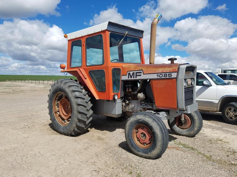 1975 Massey Ferguson 1085 Massey Ferguson Tractor in Ashburn, VA