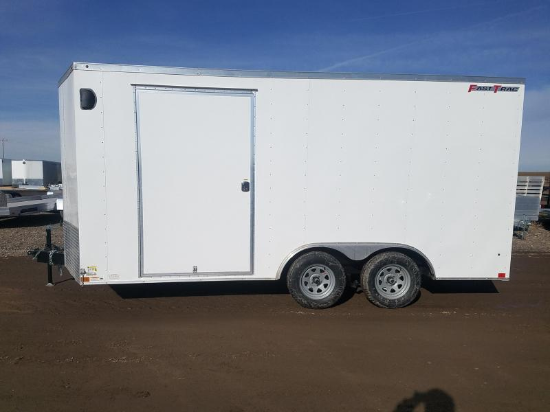 2019 Wells Cargo FT 8.5 x 16 Enclosed Cargo Trailer