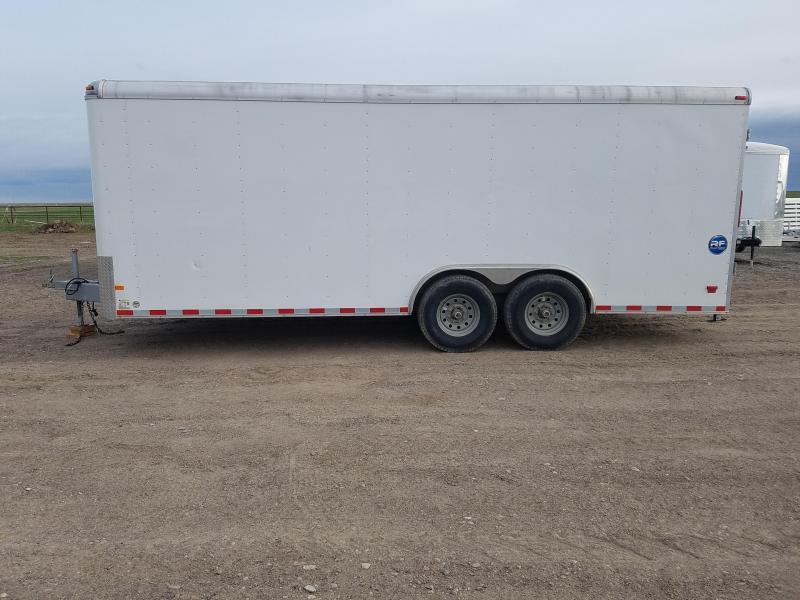 2015 Wells Cargo 102 x 20 Cargo Trailer 14K Enclosed Cargo Trailer in Ashburn, VA
