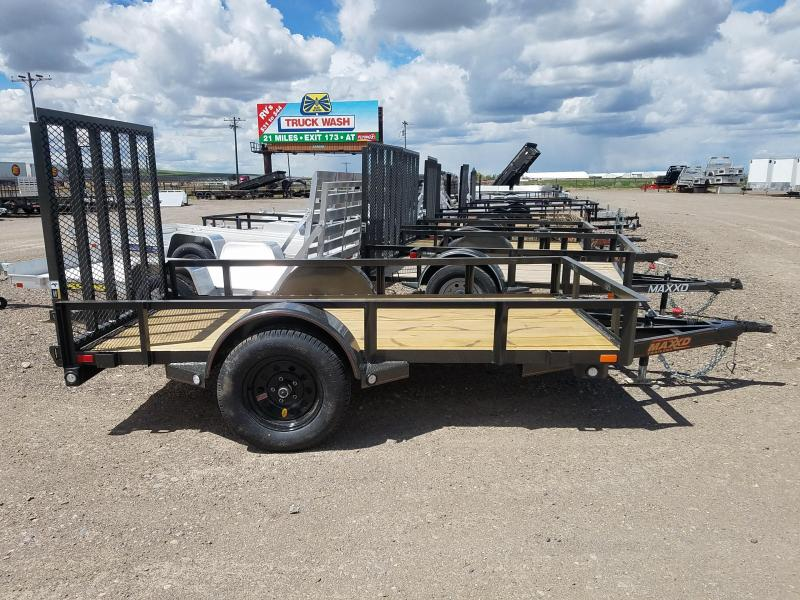 "2019 MAXXD 61"" x 10' Utility Trailer  in Ashburn, VA"