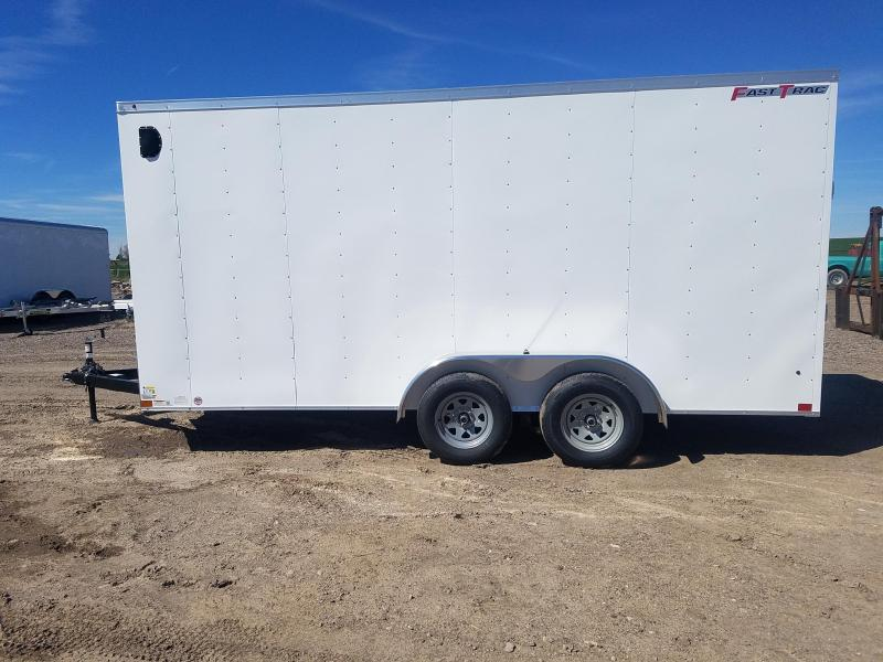 d7fc6709e3 2019 Wells Cargo FT716T2 Enclosed Cargo Trailer
