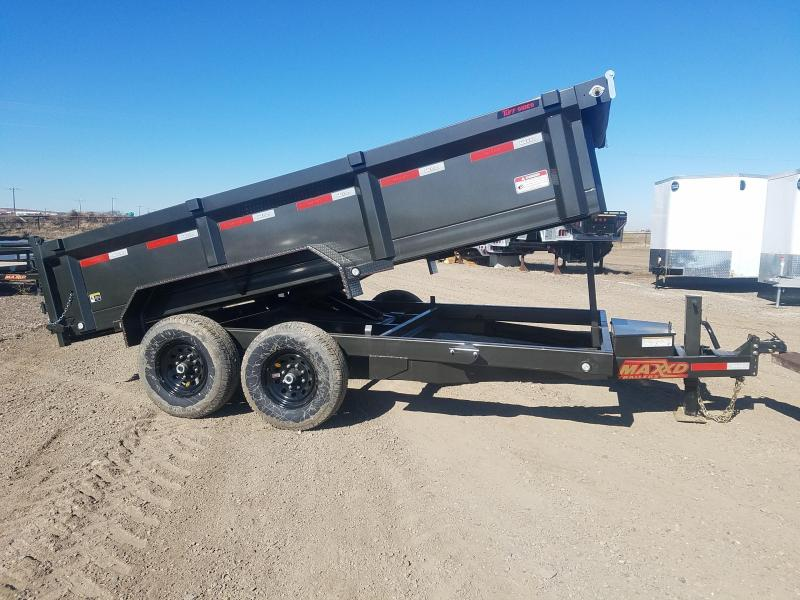 2019 MAXXD 7x14 Dump Trailer 14000K  in Ashburn, VA