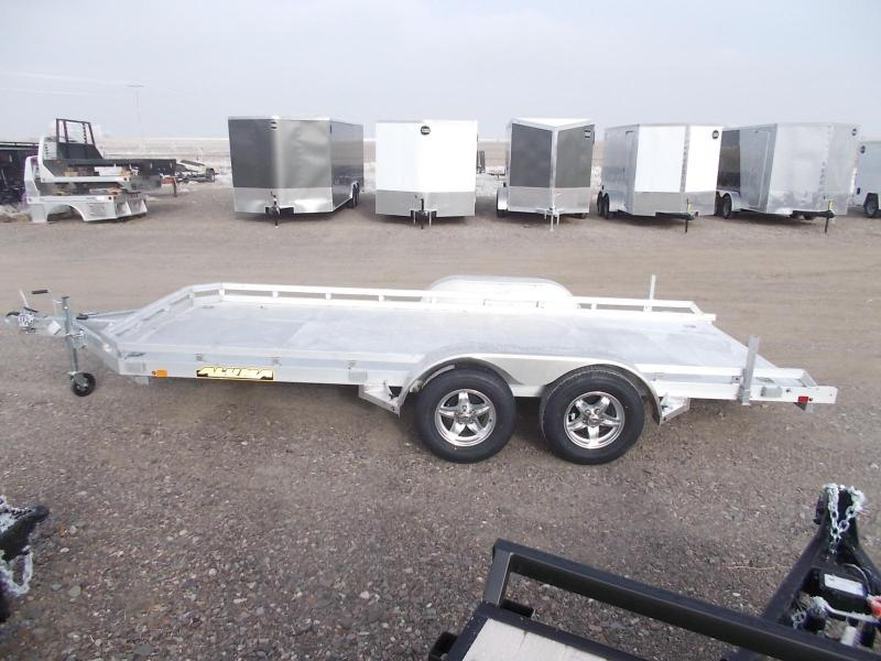 2018 Aluma 7816 Utility Trailer in Ashburn, VA