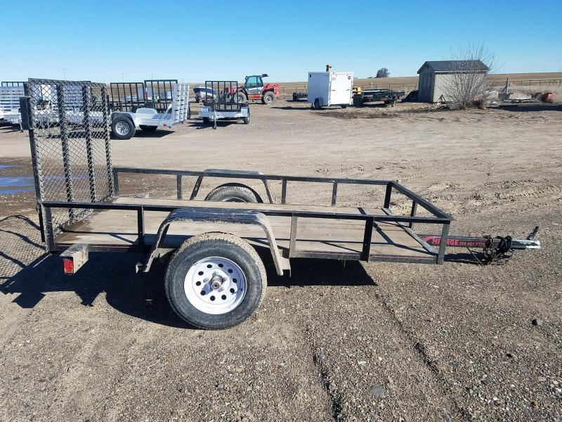 2009 Mirage Trailers 4x8 Utility Trailer in Ashburn, VA