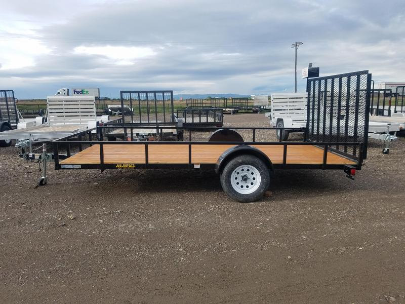 2019 Big Bubba 7x14 Utility Trailer in Ashburn, VA