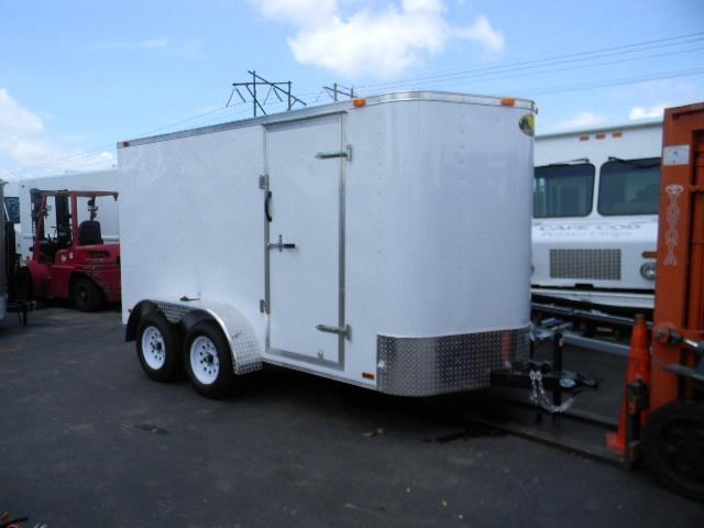 Forest River Inc. 6 x 12 TA Cargo / Enclosed Trailer