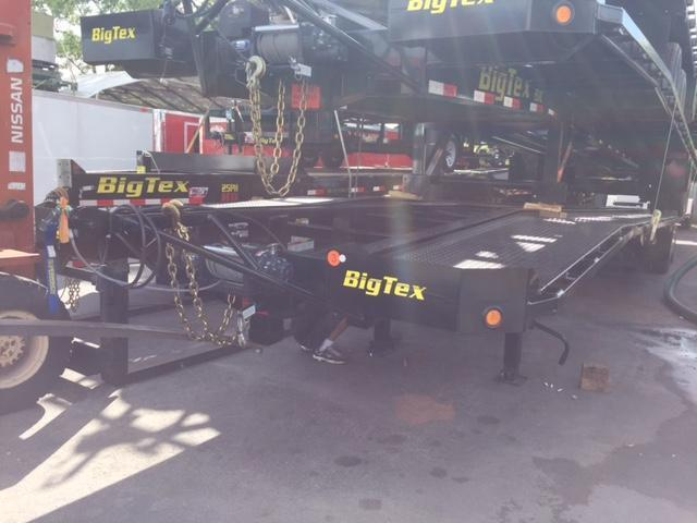 2018 Big Tex Trailers 3-4 Car / Racing Trailer