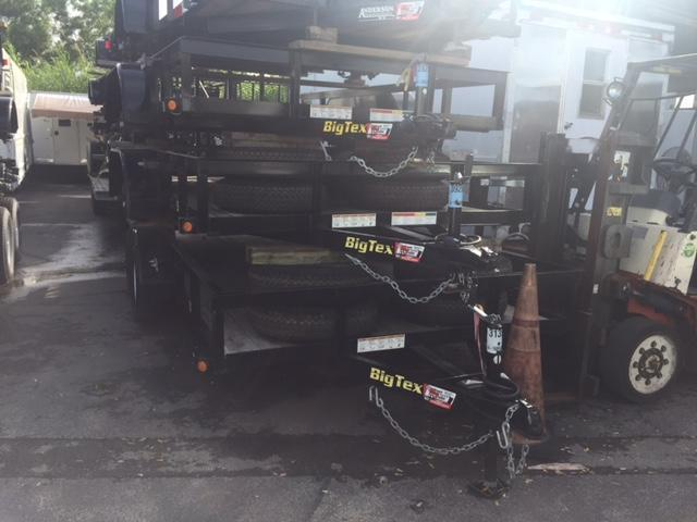 2018 Big Tex Trailers 6x12 tandem Utility Trailer in Ashburn, VA