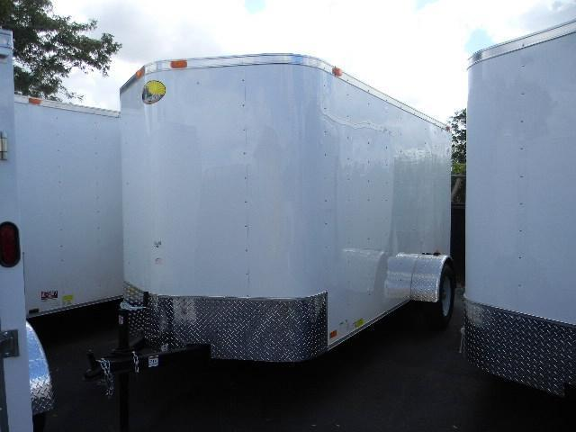 Forest River Inc. 6 x 12 Cargo / Enclosed Trailer in Ashburn, VA