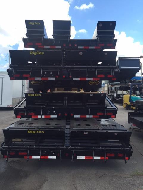 2018 Big Tex Trailers 22PH 25 Equipment Trailer