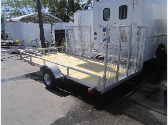 Continental Trailers ATV Trailer