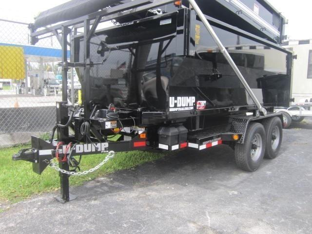 UDump 6 x 12 Roll Off Dump Trailer in Ashburn, VA