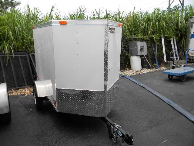 4 x 6 Cargo / Enclosed Trailer in Ashburn, VA